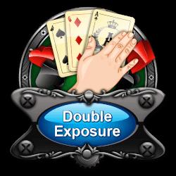 Double exposure spel
